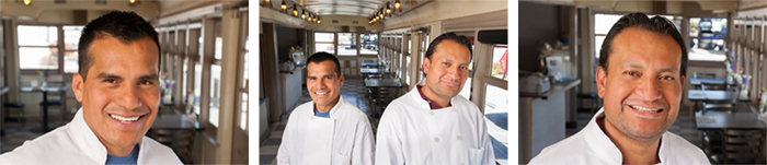 The Staff at Trolley Car Rotisserie